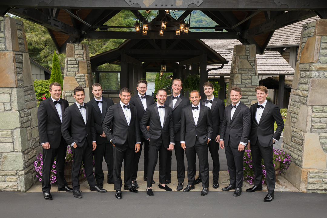 Groomsmen Grandfather Wedding
