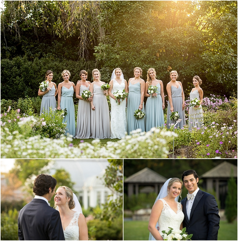Reynolda Gardens Wedding Photography