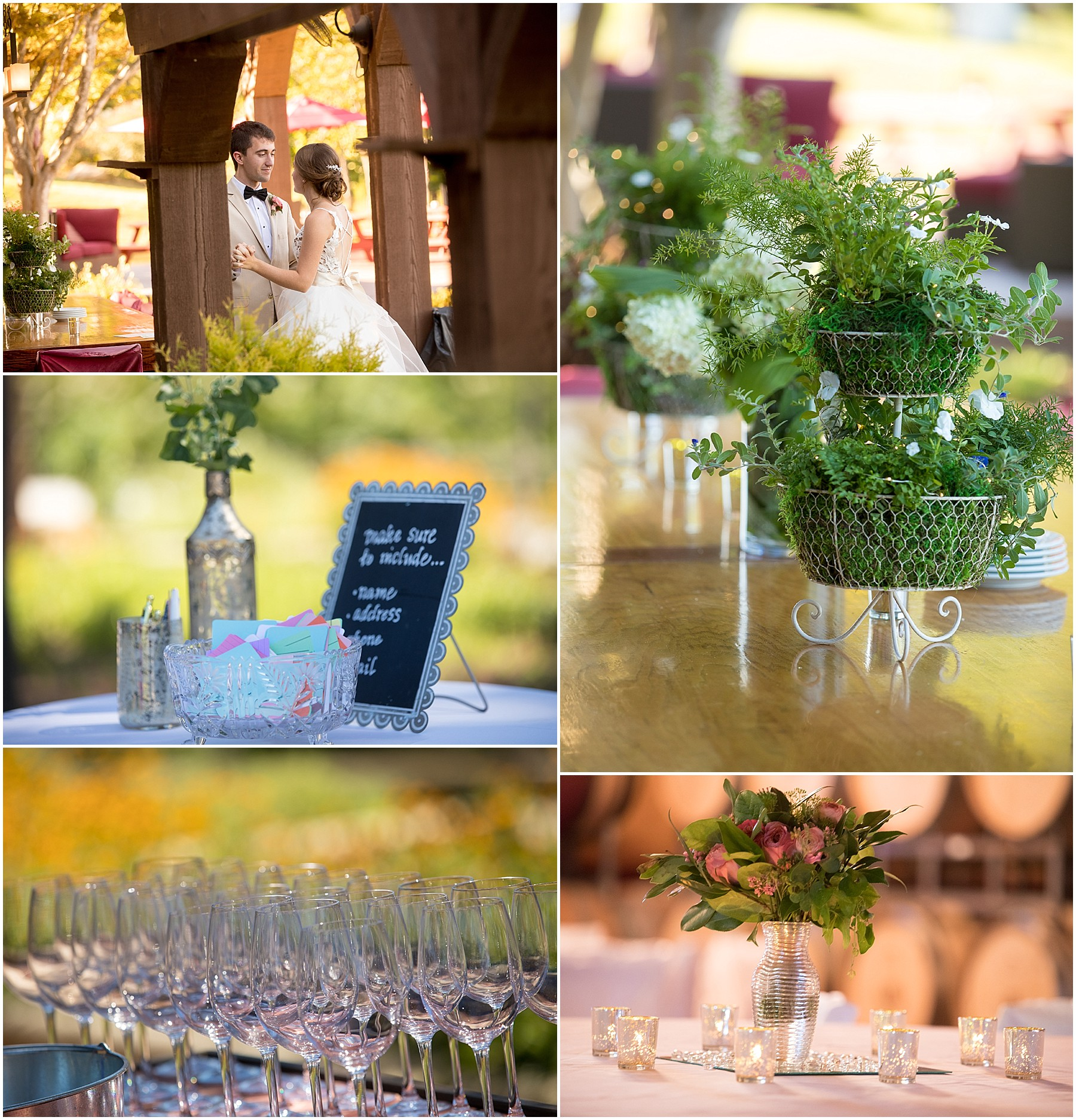 Wedding at JoLo Winery Photographers