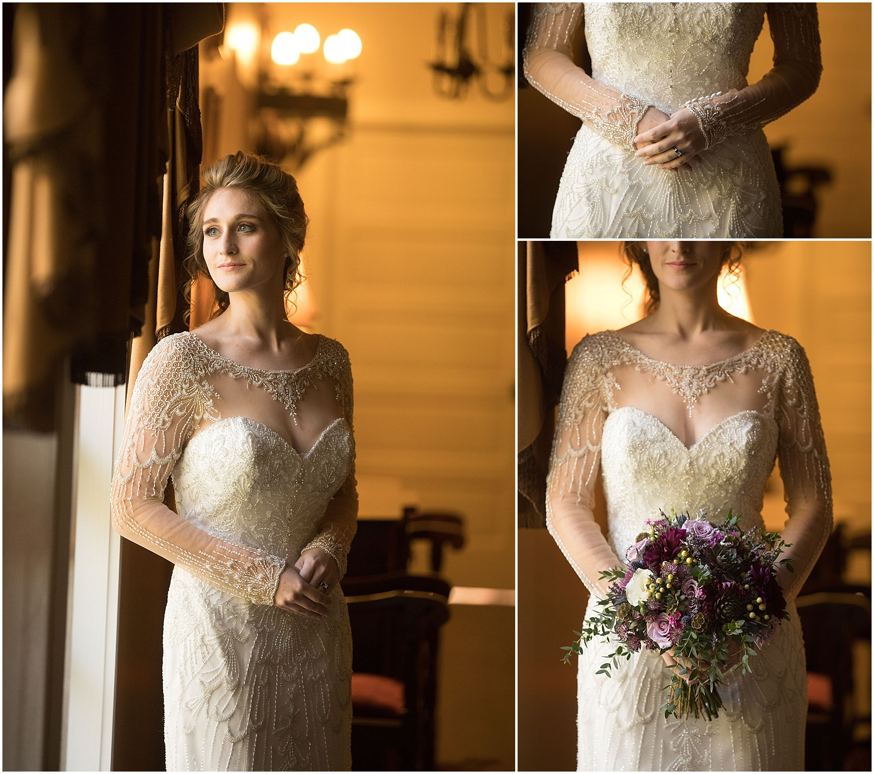 Twickenham House Wedding Photographers - Elegant Bride