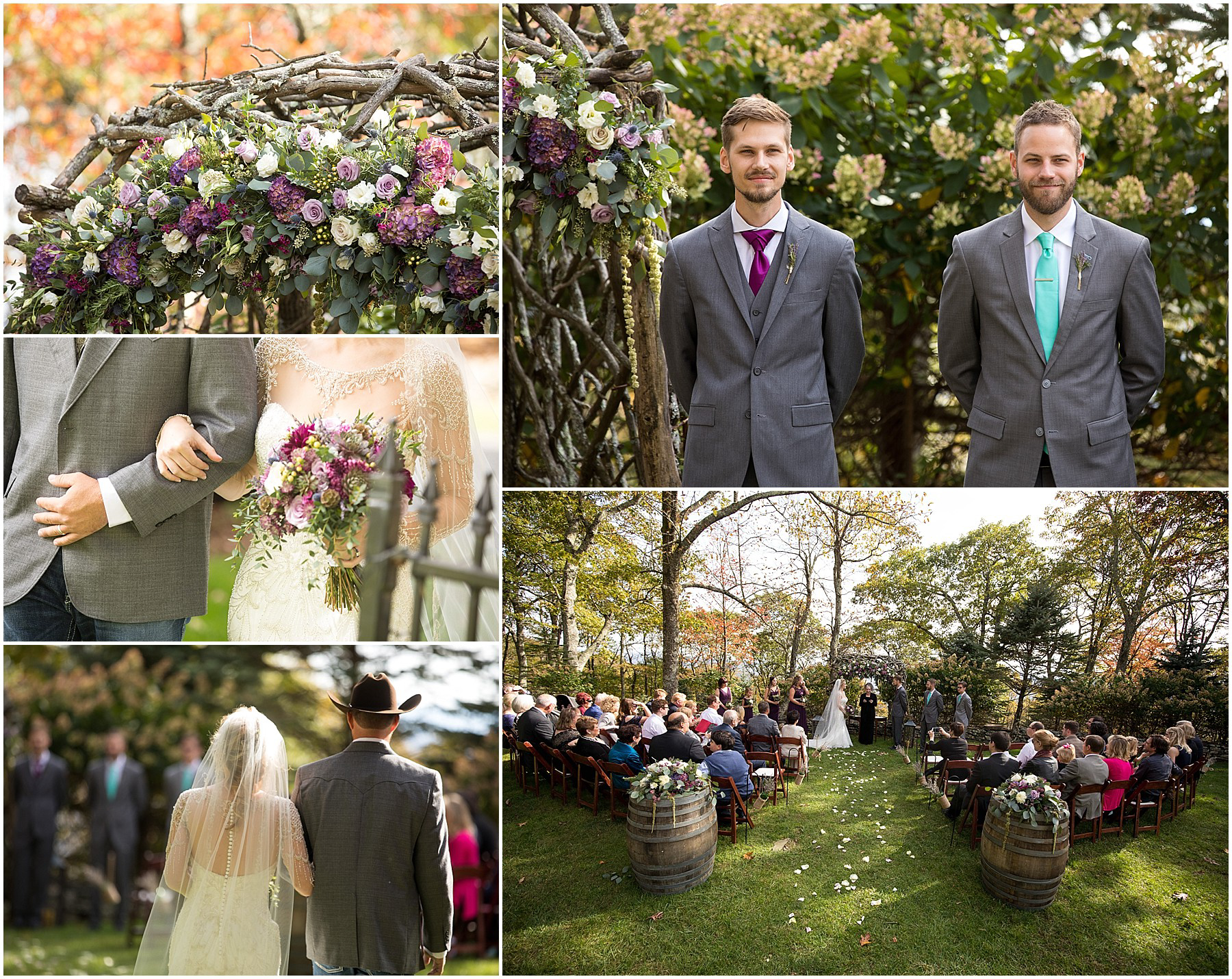Twickenham House Wedding Ceremony Photos