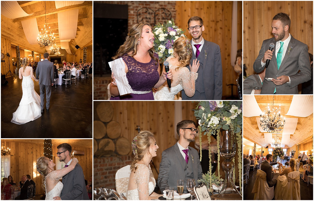 Twickenham House Wedding Reception Photos